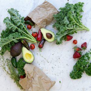 pilizia frutta e verdura